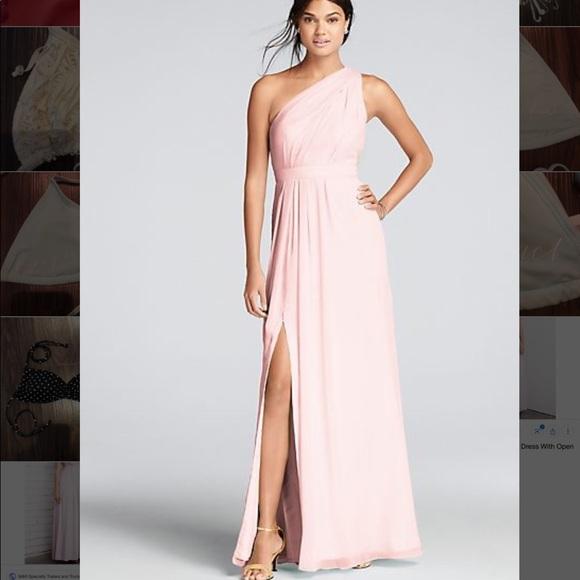 David S Bridal Bridesmaid Dress